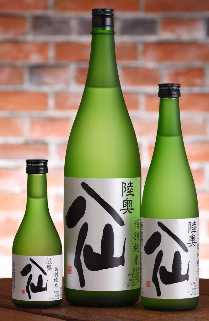 陸奥八仙特別純米