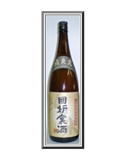 飛良泉(囲炉裏酒)