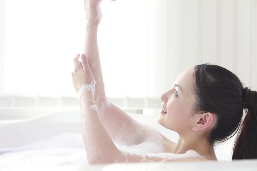 日本酒風呂の効果を高める