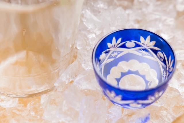 日本酒水割り作り方