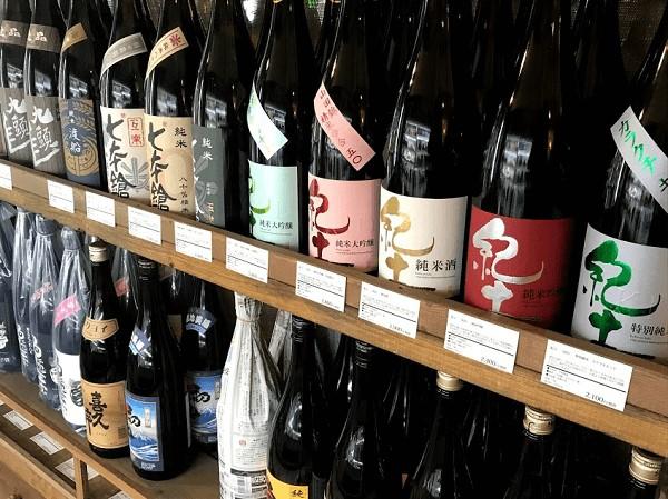 日本酒水割りお勧め