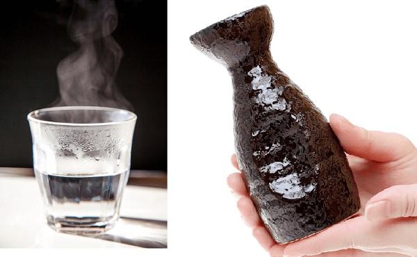 日本酒水割り別の方法1