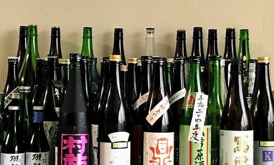 日本酒70本