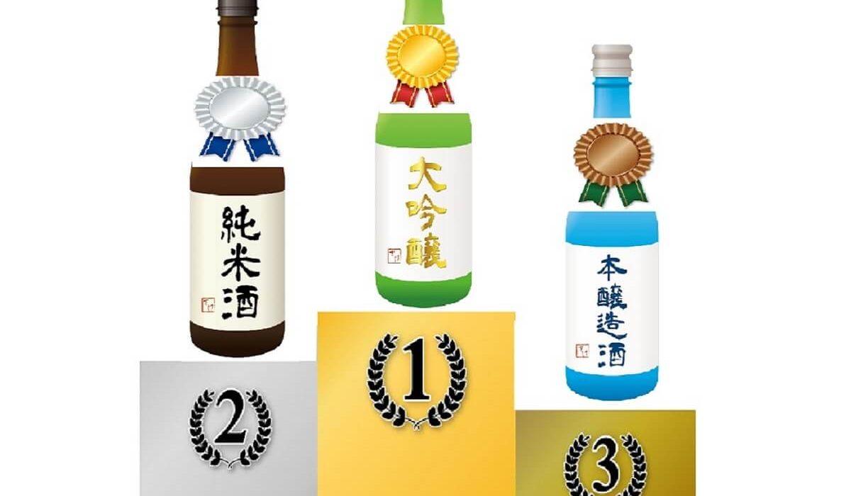 日本酒 ランク