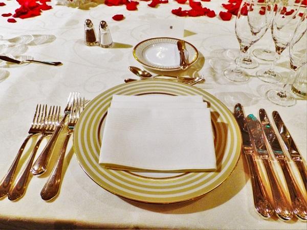 歓迎晩餐会