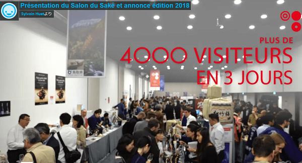 Salon du Sakeイベント風景