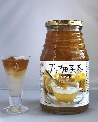 みぞれ酒+柚ジャム