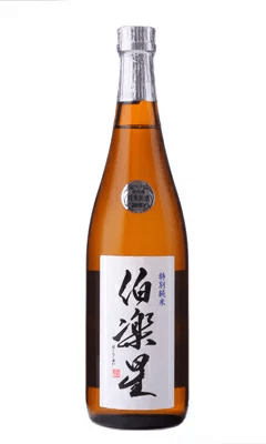 食中酒「伯楽星 特別純米」